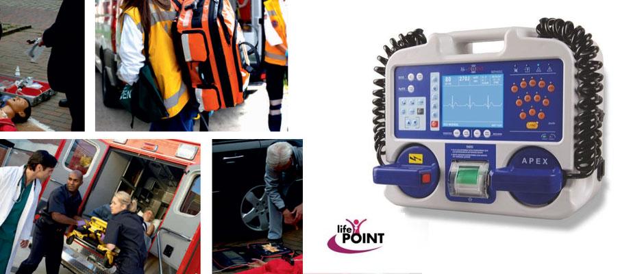 Lifepoint Defibrilatör